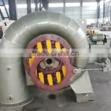 High quality water turbina generating /2MW Francis turbine/Hydropower plant