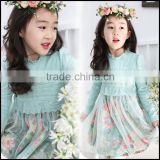 The best price In stock Summer Girls Kids Wear and kids dress with Cheap Kids Clothes China