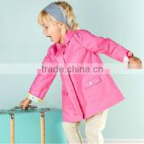 DB586 dave bella 2014 spring baby coat baby jacket padded jacket outwear spring coat jacket children fashion coat outwear