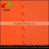 High Visibility orange hi vis reflective polyester cotton fluorescent fabric