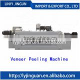 2015 Hot Sale 1300mm CNC Spindleless Veneer Peeling Lathe/1-4mm Wood Peeling Machine/ Thin Gray Color Veneer Peeling Machine