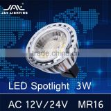 SMD COB 3W 5W 7W LED spotlight GU10 GU5.3 E27 MR16