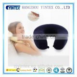 New product memory foam inflatable travel neck pillow                                                                                                         Supplier's Choice