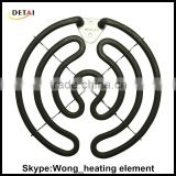 CE Approved Stainless Steel Coil Electric Cooking Heater
