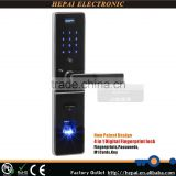 Biometric Fingerprint Digital Door Lock for House Security                                                                         Quality Choice
