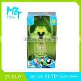 2016 Hot B/O BEN 10 music and light lantern magic hand lamp toys ZT8707