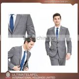 New style slim fit custom made mens blazer business suit                                                                                                         Supplier's Choice