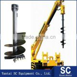 High Quality Earth Soil Land Auger Digger Drill Machine