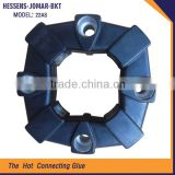 Low Price flexible rubber coupling quick release coupling casing coupling 22AS for excavator