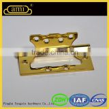 gold finished garage sliding door hardware