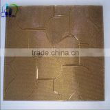 3mm 4mm 5mm 6mm 8mm Diamond Flora Chinchilla pattern glass with factory price