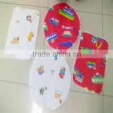 economical baby changing mat/waterproof baby padded changing mat/traveling changing mat for baby