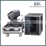 Wholesale price ! multipurpose moving head light flight case with wheels available in various sizes made in china