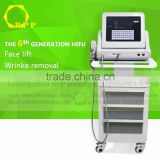 Pain Free 2016 New Arrival Home Use Focused Ultrasound HIFU Machine/HIFU Face Lift/ HIFU For Wrinkle Removal Anti-aging