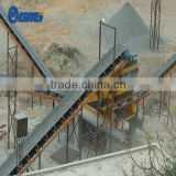 B650mm belt conveyor system, material handling equipment, cement belt conveyor, gravity belt conveyor, bulk material handling