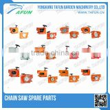 gasoline chainsaw starter assy for 45cc,52 cc chain saw