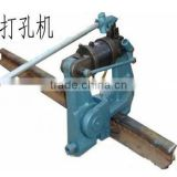 Labor saving Railway hydraulic hole puncher for 22mm
