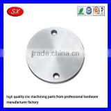 OEM stainless steel flange cover cnc milling part cnc machined parts ,Aluminium wholesales high precision cnc part