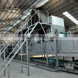 High capacity Particle Board Production Line/ mechanical classi-former