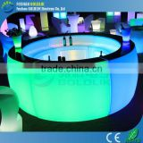 GLACS Control RGB Color Cool LED Bar Counter/Coffee Bar Counters for Sale