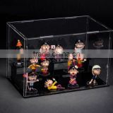 Manufacture Custom Transparent Doll Box for Display/Toy Display Stand