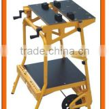 Multi-Purpose Work Bench With Tool Box