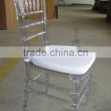 Factory Direct Wholesale Price Resin Chiavari Chairs for Wedding