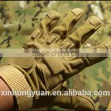 custom sandy antislip warm military tactical gloves