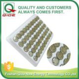 mini alkaline button cell battery ag13 lr44 for watch battery