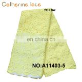 Catherine 2018 Trending Products Fancy Style Laser Cut Lace From African Dress