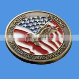 custom soft enamel american coin prices