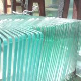 6-19mm building material clear & tinted flat & bent tempered glass