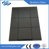 Top Quality Safety Glass Sheet Dark Grey Silver Mirror
