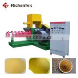 Single screw dry type soya bean extruder machine/soy bean feed meal extrusion bulking equipment