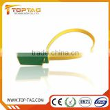 13.56Mhz PVC Plastic Rfid Cable Tie Tag Labels China Wholesale Cheap Price RFID Cable Tag Free Sample