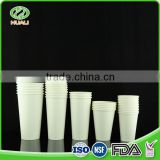 OEM various specifications offset white paper cup for your requirement