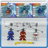 Mini Qute RC remote control flying Helicopter Avenger Spaceman astronaut model plastic doll kids Electronic toys NO.TL614752