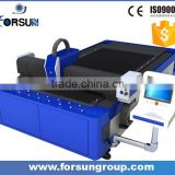 China supplier Metal fiber 500W 1000watt 3KW laser cutting machine for stainless steel aluminum                                                                         Quality Choice