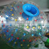 2014 hot sale Outdoor PVC / TPU kids and adults Inflatable Zorb Ball for Playground / Grassland