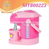 China Manufacturer kids play house Furniture toys mini Electric water dispenser with light                                                                         Quality Choice