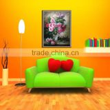01-092 Large Size Canvas Printing Paint Flower Painting For Living Room OR Bedroom For Decoration