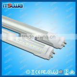 UL DLC listed ballast compatible t8 led read tube 4ft 1200mm 18w 4 foot led tube light 5 years warranty