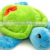 Sea turtle plush toys/ Decorative Turtle Pillow Cushions