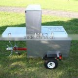 Hot Dog Food & Drink Cart for Sale RC-HDC-04
