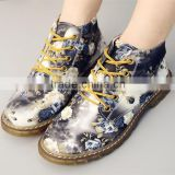 Hot selling high heel cowboy boots women shoes boots women with low price XT-DA0765