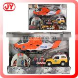 Toy education rescue team series toys play set