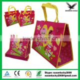 Non woven handle bag/ nonwoven handle bag/ non-woven handle bag (directly from factory)