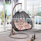Indoor Outdoor Patio Garden Living Room Rattan Wicker Bird Nest Swing Hanging Chairs                                                                         Quality Choice