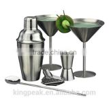Hot Selling Staninless Steel Cocktail and Martini Shaker/Shaker bottle