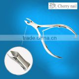 Hand And Toe Nail Art Stainless Steel Cuticle Nipper